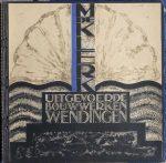 WENDINGEN 1924 Nr. 9 10 Uitgevoerde bouwwerken van architect M. de Klerk. Zojuist prijs naar beneden gebracht geen € 199,- maar nu bieden vanaf € 179,- + verzendkosten ad € 179,-
